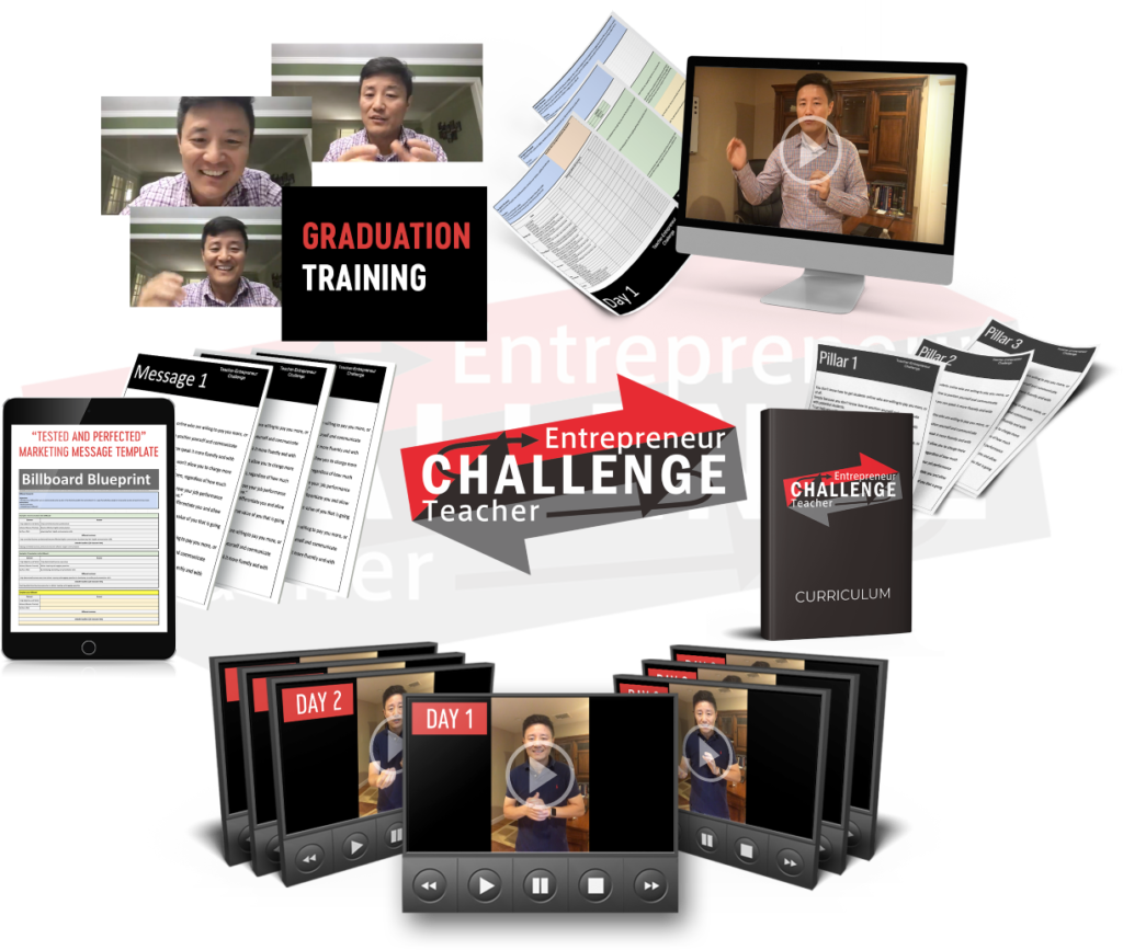 Teacher-Entrepreneur Challenge